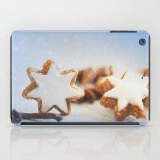 Cinnamon Stars Backery iPad Case