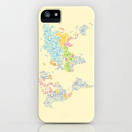 We Are All Writers iPhone Case