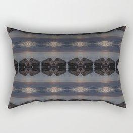 CoalTrail Rectangular Pillow