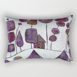 Retrovia Rectangular Pillow