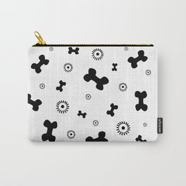 Pattern #5: Bones+Bacteria Carry-All Pouch