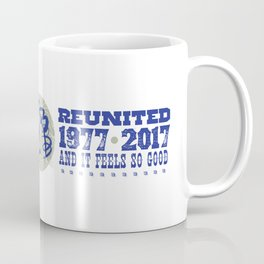 MHS Mustangs | Reunited Coffee Mug