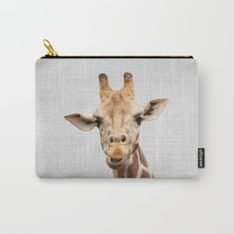Giraffe 2 - Colorful Carry-All Pouch