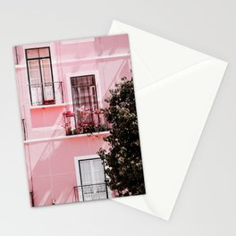 Pink Portals Stationery Cards