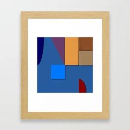 Visible Circumstance Framed Art Print