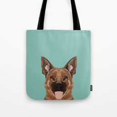 Skylar - German Shepherd gifts for dog people dog lover gifts german shepherd owners perfect gifts Tote Bag