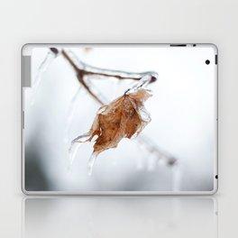 Frozen Leaf II Laptop & iPad Skin