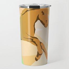 happy foal Travel Mug