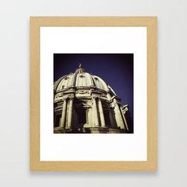 St. Peter's Basilica Framed Art Print
