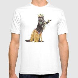 Otter the Hawaiian Dancer T-shirt