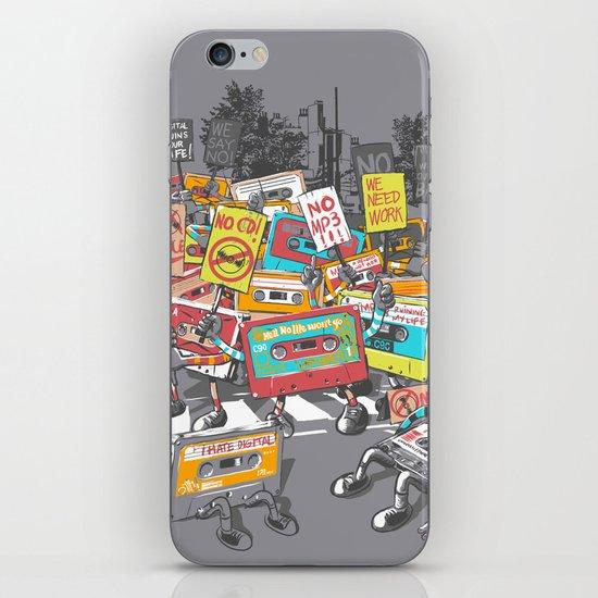 Digital Ruins Our Life iPhone & iPod Skin