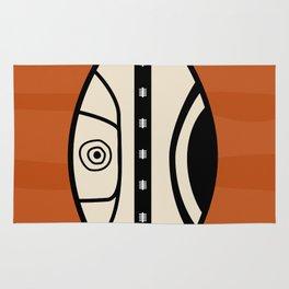 Maasai Shield Rug