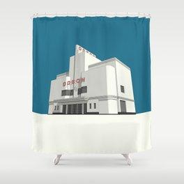 ODEON Balham Shower Curtain