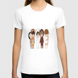 Ot5 ready to sleep T-shirt