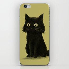 Sitting Cat iPhone Skin