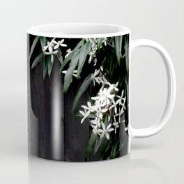 Clematis Armandii Coffee Mug