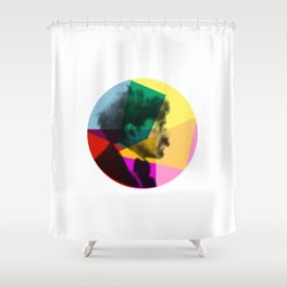 Alfred Stieglitz - Artists of the Past Shower Curtain