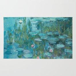 Monet - Water Lilies Rug