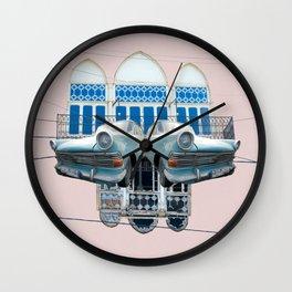 Trisex - Gemmayzeh Wall Clock