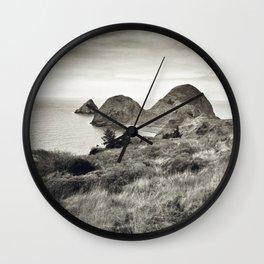 ... L'île du bout du Monde ... Wall Clock