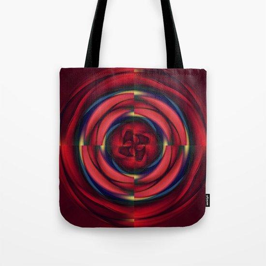 War of the Roses Tote Bag