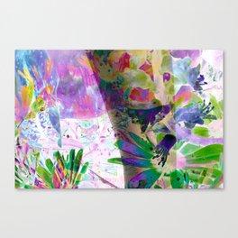 Tiptoe Canvas Print