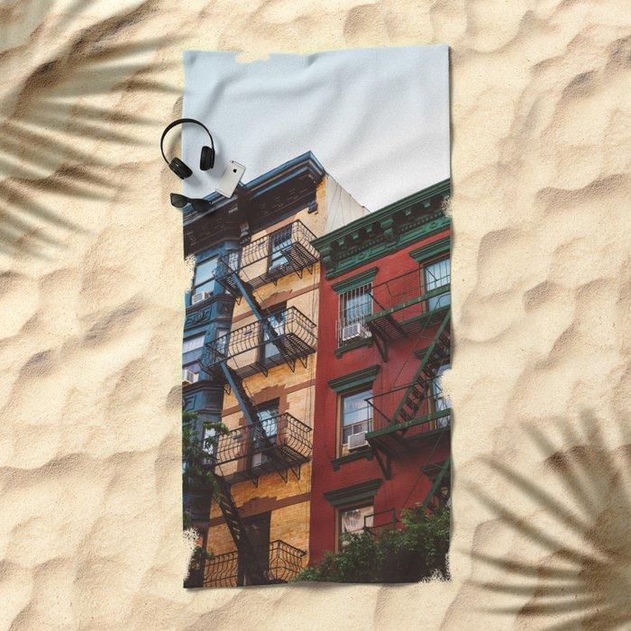 Soho XIV Beach Towel