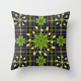 Tartan Throw Pillow