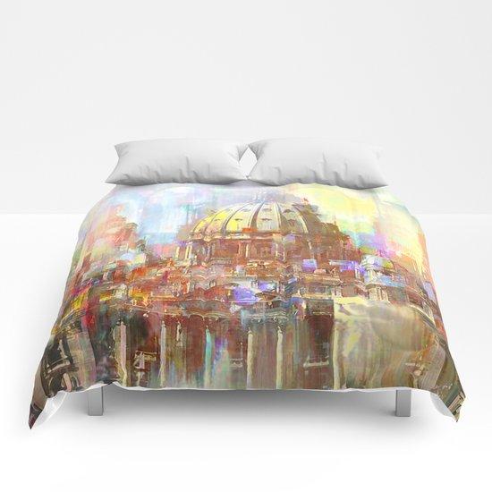 St. Peter's Basilica Comforters