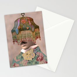 HE WAS ALWAYS THE LIFE OF THE PARTY (TESLA) Stationery Cards