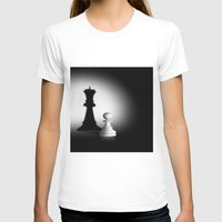 chess T-shirts featuring Pion Chess by ArtSchool