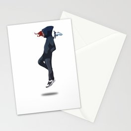 Lend me your wings.  Stationery Cards