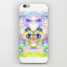The Cat iPhone Skin