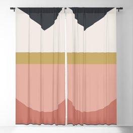 Maximalist Geometric 03 Blackout Curtain
