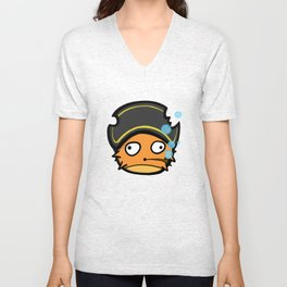 Capn' Bubbles Unisex V-Neck