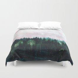 Deep dark forests Duvet Cover