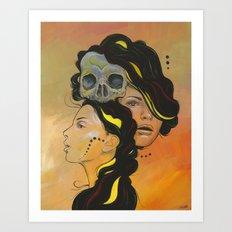 Immortal  Art Print