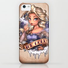 ICE COLD iPhone 5c Slim Case