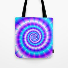 Chasing The Tail Tote Bag