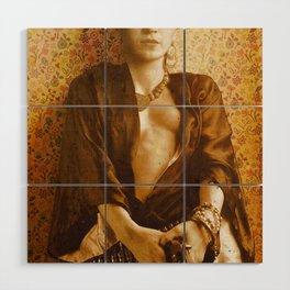 Frida Gun Wood Wall Art