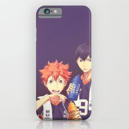 Kageyama Tobio  iPhone Case