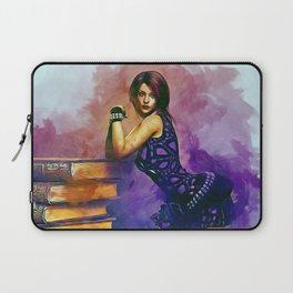 Fashion Bookworm Laptop Sleeve