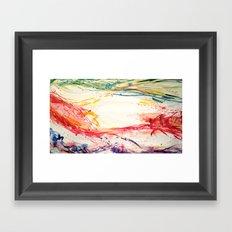Fluid #2 Framed Art Print