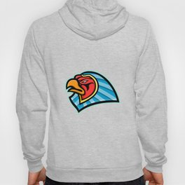 Egyptian Sun God Ra Mascot Hoody