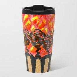 ∆Shirtwaist Fire Metal Travel Mug