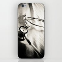 medicine iPhone & iPod Skins featuring Medicine by Mauricio Santana
