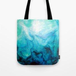 Deep Diver Tote Bag