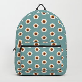 Sweets coffee pattern Backpack