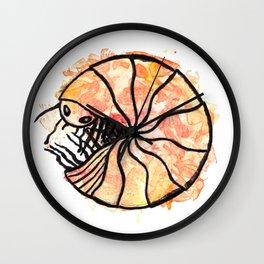 Roly Poly! Huggo Buggo Wall Clock