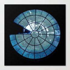 Anatomy of a Circle Canvas Print